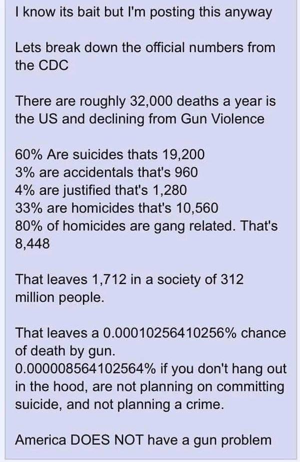 gun bait