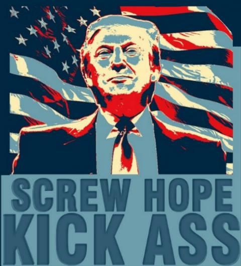 screw hope kick ass