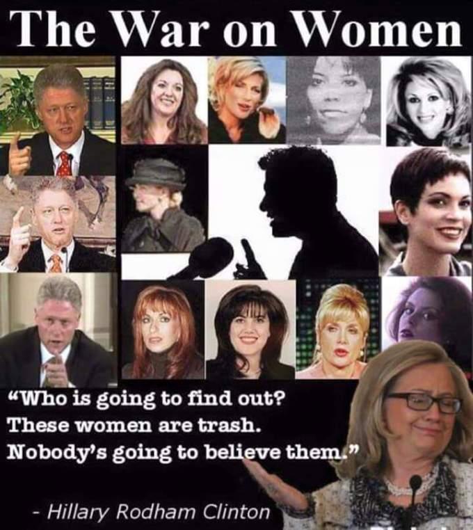 hillary women