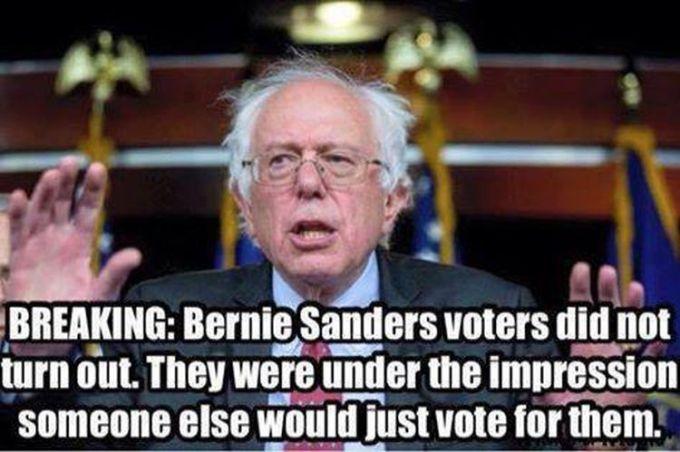 Bernie Voters 750