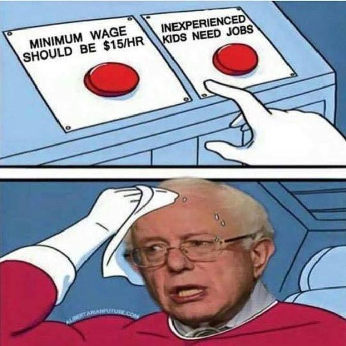 15 Bernie 750