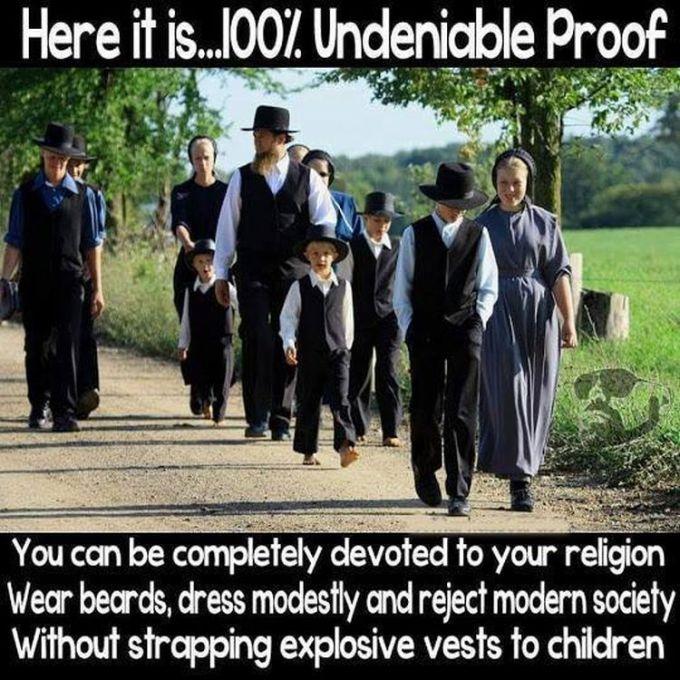 Amish 750